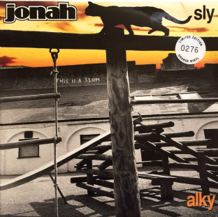 "Jonah - Sly/Alky (7"") (Orange Vinyl) (NM/VG++)"